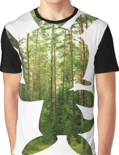 Chespin used Growth Graphic T-Shirt