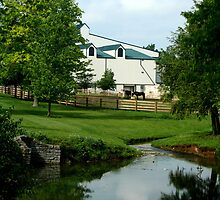 Kentucky Horse Park ~ Barn by SummerJade