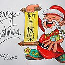 Merry Christmas Happy Holidays! by HDPotwin