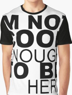 Too Cool Graphic T-Shirt