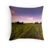 Vilagrad Winery Throw Pillow