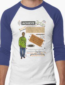 Achieve T-Shirt Men's Baseball ¾ T-Shirt