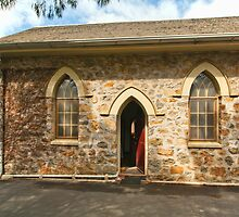 St. John's the Evangelist Anglican Church, Albany, WA. #3 by Elaine Teague