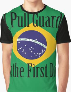 First Date BJJ (Black) Graphic T-Shirt