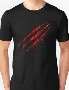 wolverine scar Unisex T-Shirt
