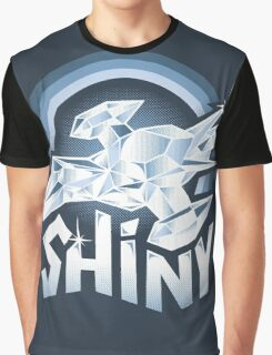Shiny Graphic T-Shirt
