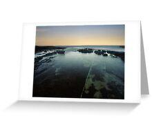 """Ponds of Forever"" ∞ Huskisson, NSW - Australia Greeting Card"