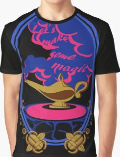 Let's make some magic Graphic T-Shirt