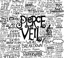 Pierce The Veil by juragandolar