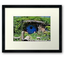 The Shire. Framed Print