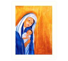 Miraculous baby Art Print