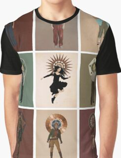 The Saints of Serenity Graphic T-Shirt