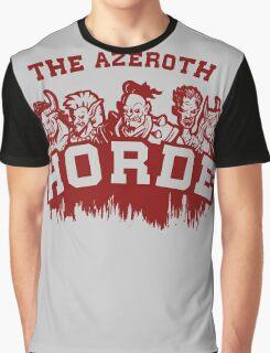 Team Horde  Graphic T-Shirt