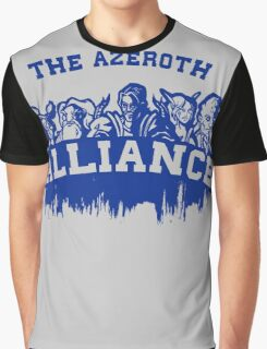Team Alliance Graphic T-Shirt