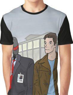 Daft Bunk Graphic T-Shirt