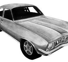 Holden Torana by axemangraphics