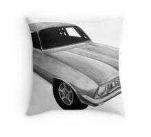 Holden Torana Throw Pillow