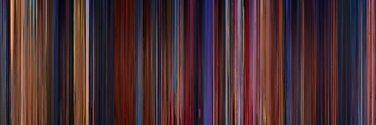 Moviebarcode: Beauty and the Beast (1991) by moviebarcode
