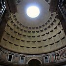 Entering the Pantheon by CiaoBella