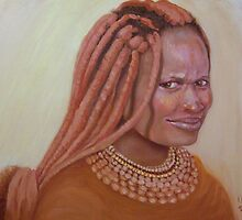 Himba Woman by Noel78