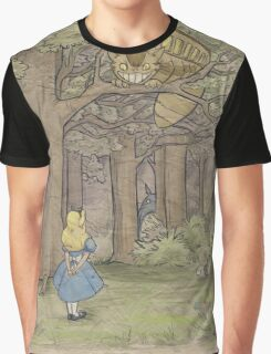 My Neighbor in Wonderland Graphic T-Shirt