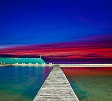 Colourful Sunrise by RGA Photography
