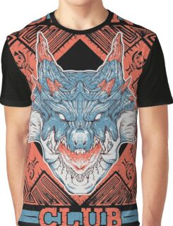 Hunting Club: Lagiacrus Graphic T-Shirt