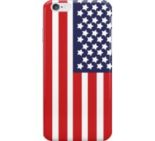 Patriotic USA Flag iPhone Case/Skin