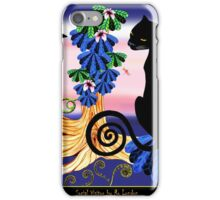 Social Visitor by Ro London - Menagerie Collection iPhone Case/Skin
