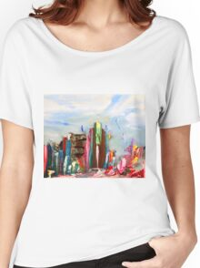 The Day The Sky Fell Women's Relaxed Fit T-Shirt