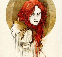 Ygritte by elia, illustration