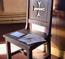 Prayer Chair by Shoshonan