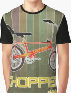 Chopper Bicycle Graphic T-Shirt