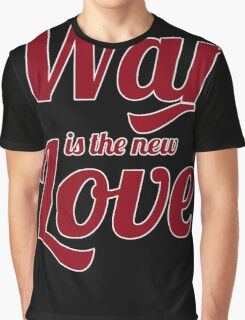 War is the new Love v2 Graphic T-Shirt