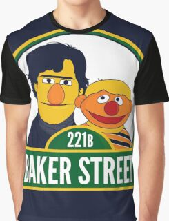 Baker Street Graphic T-Shirt