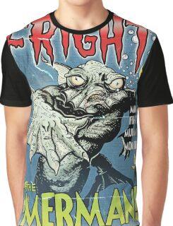 Fright Magazine Graphic T-Shirt