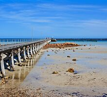 Moonta Bay - Yorke Peninsula by Ian Berry