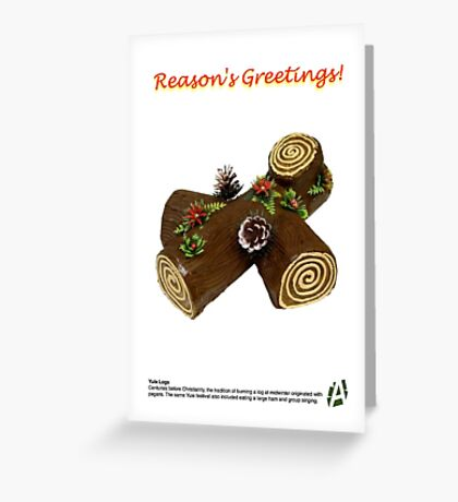 AI Card 3 Greeting Card