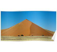 Dune in Sossusvlei Poster