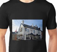 The Swan Inn ,  Sidmouth Devon UK Unisex T-Shirt