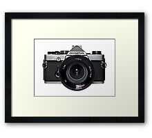 Olympus OM-1 Framed Print