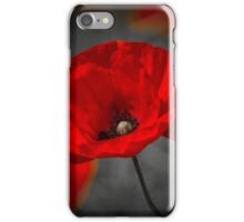 Remembrance iPhone Case/Skin