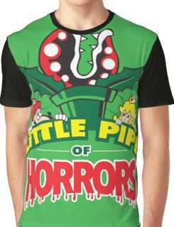Little Pipe of Horrors Graphic T-Shirt