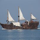 Perla Negra, the Pirate Ship - Puerto Vallarta, Mexico by PtoVallartaMex