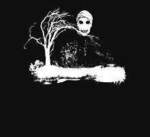 Skull on Dead Tree  Unisex T-Shirt