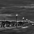 Harbor Walk by Steve Walser