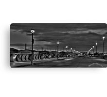 Harbor Walk Canvas Print