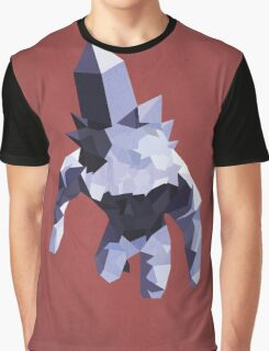 Crystal Golem Graphic T-Shirt