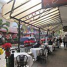 Café Maximilian, Zona Romatica, Puerto Vallarta, Mexico by PtoVallartaMex