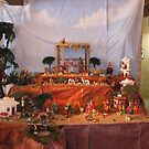 Nativity Scene in thw Hotel Playa Los Arcos - Nacimiento by PtoVallartaMex
